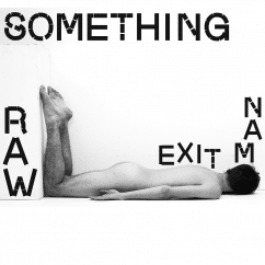 something raw logo