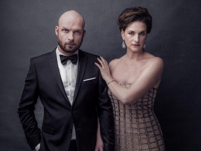Publiciteitsbeeld Macbeth - Mark Kraan en Saskia Temmink - Het Zuidelijk Toneel - fotograaf Casper Rila_liggend