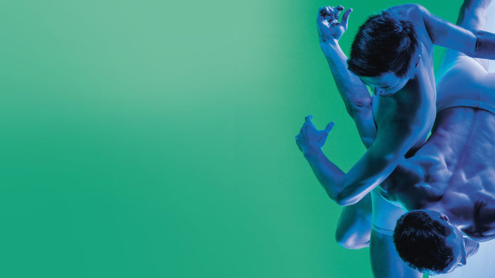 Transatlantic van Het Nationale Ballet tijdens Holland Festival
