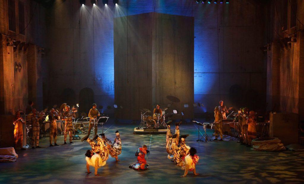 Creatures ISH en Het Balletorkest
