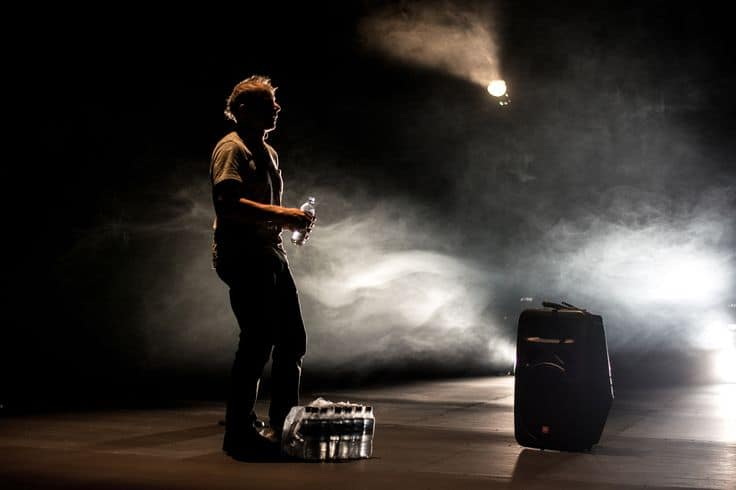 The Encounter, Complicit / Simon McBurney, foto: Alex Aitchison