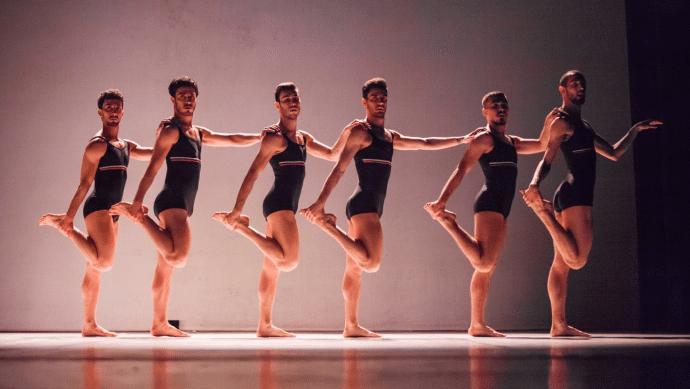 Tefer, Itamar Serussi, Balletto di Roma, foto: Matteo Carratoni