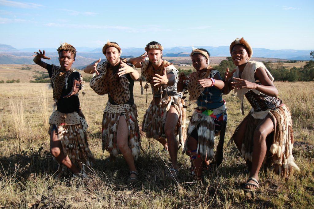 dance around the world Jan Kooijman