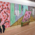 Betty Woodman MURAL WITH DOMESTIC SCENE, TATE LIVERPOOL 2016