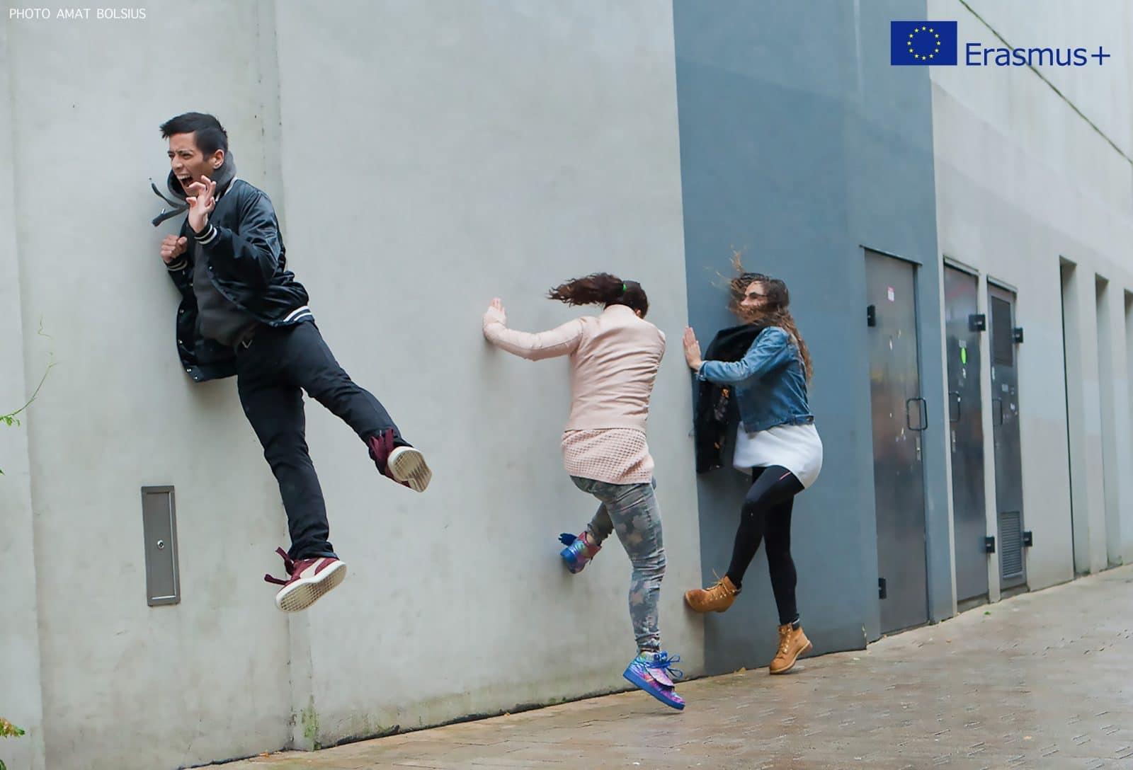 Inclusive Dance Event Fontys Tilburg
