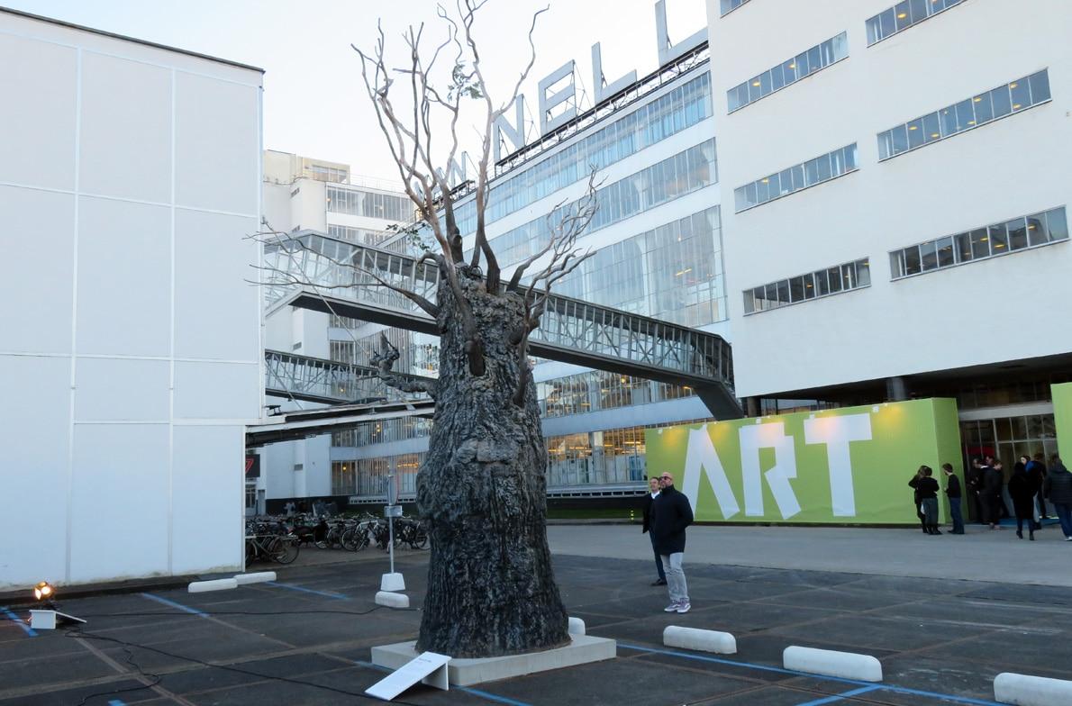 Art Rotterdam 2018, Anne de Vries