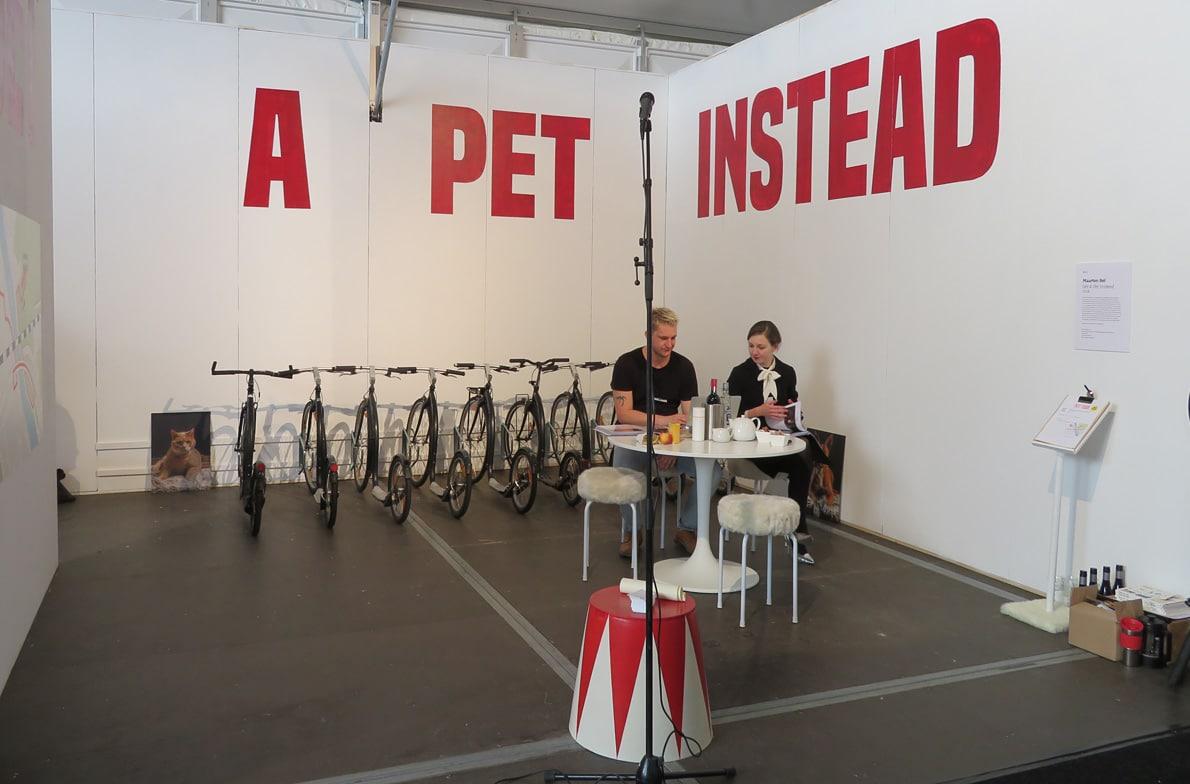 Intersections, Maarten Bel, Get a Pet Insead, MILK