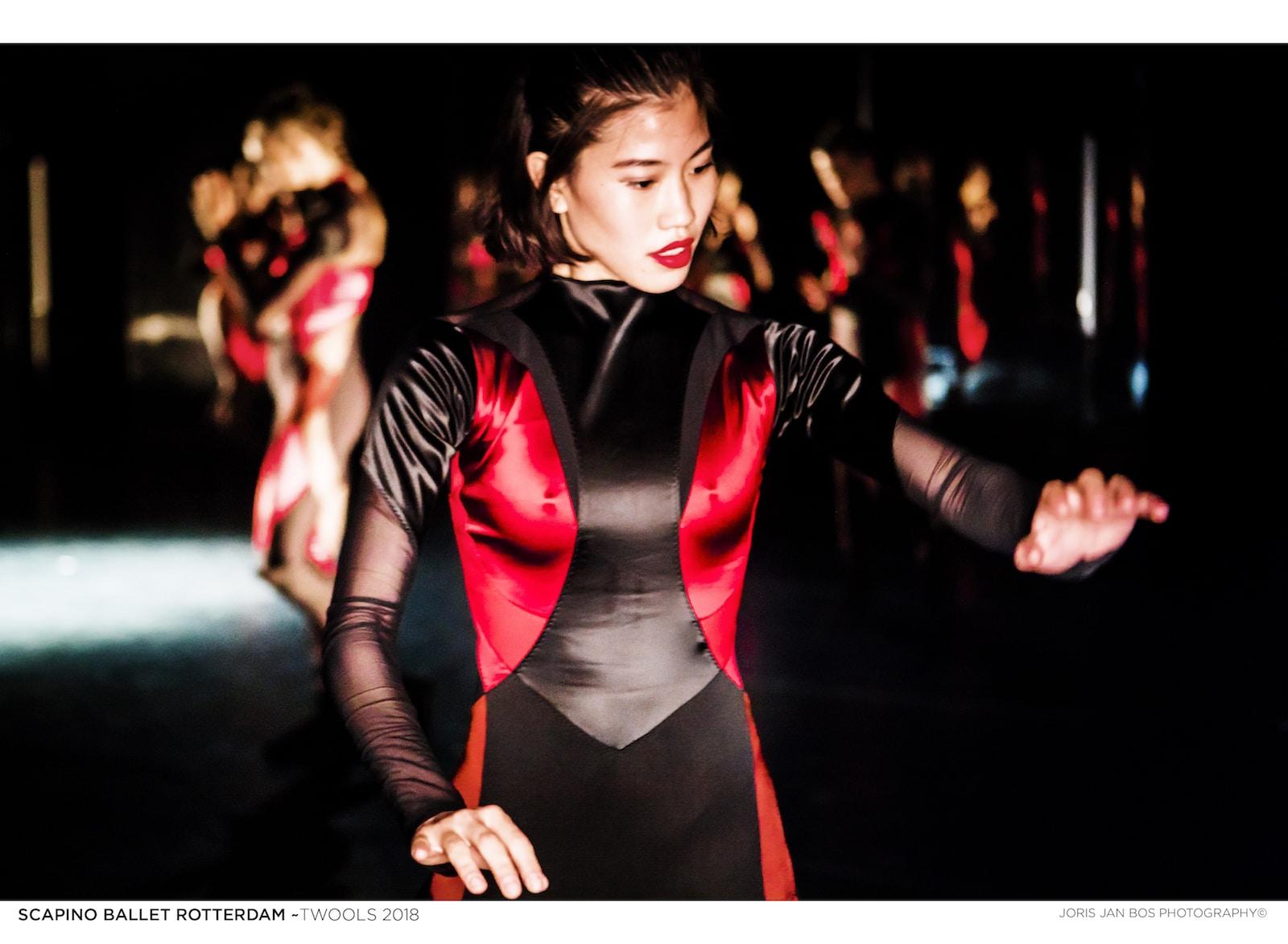 TWOOLS 18 van Scapino Ballet Rotterdam