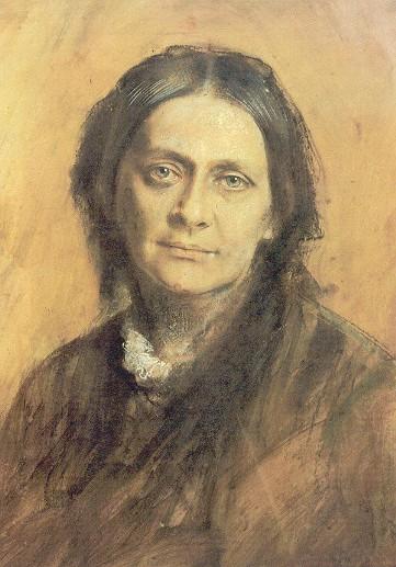 Clara Schumann in 1878