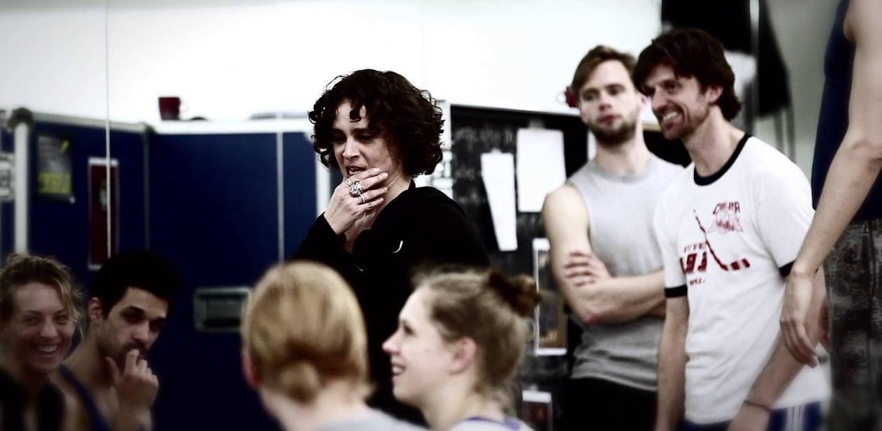 Vertrek Lightfoot en Léon en Stacz Wilhelm, het is moeilijk lief te zijn voor elkaar in de danswereld