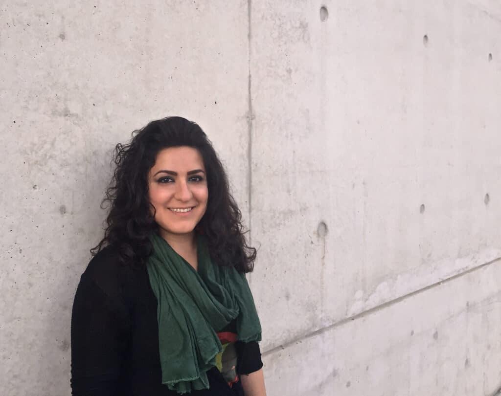 Anahita Abbasi (c) Niloufar Shiri