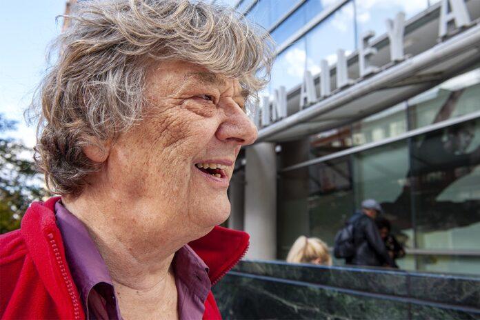 Compromisloze danskunstenaar Koert Stuyf inspireert nog steeds (1938-2020)