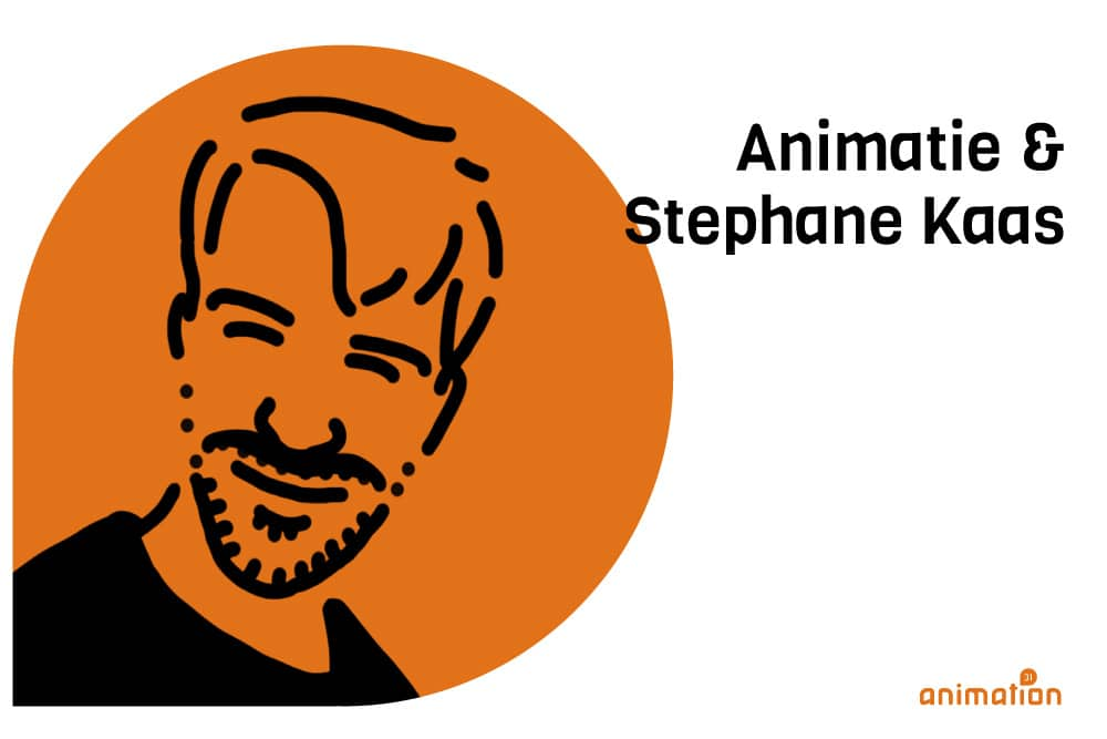 illustratie bij artikel Animation31 interview met Stephane Kaas