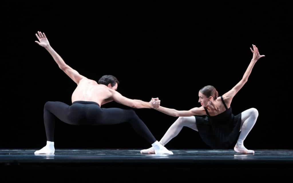 Waarom ik nostalgisch wordt bij het zien van Variations van Hans van Manen bij Het Nationale Ballet